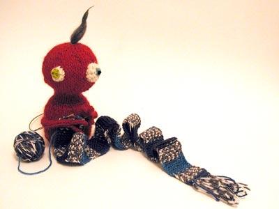 critter knitting